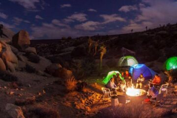 Salalah Night Camp Pontland